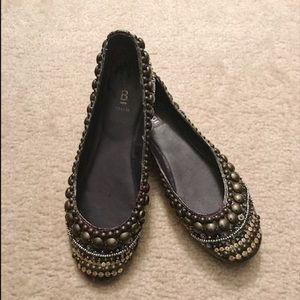 Bakers✨Studded Flats